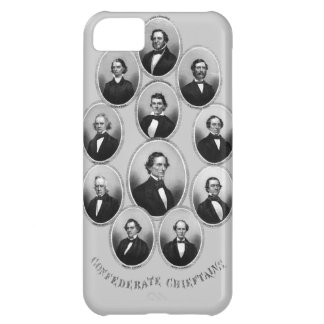 1865 caciques confederados funda para iPhone 5C