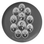 1865 caciques confederados plato