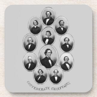 1865 caciques confederados posavasos