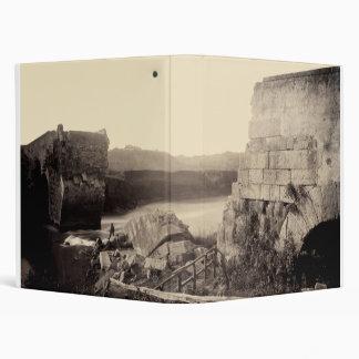 """1865 ruinas del puente italiano carpeta 1"""""""