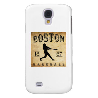 1867 Boston Massachusetts Baseball Samsung Galaxy S4 Cover