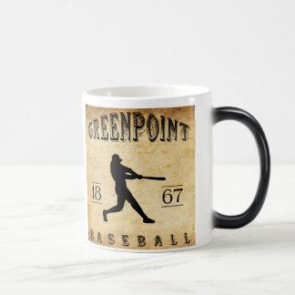 1867 Greenpoint New York Baseball Magic Mug