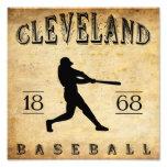 1868 Cleveland Ohio Baseball Photograph