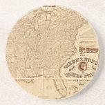 1868 Estados Unidos trazan