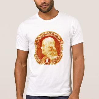 1869 Benjamin Franklin T-Shirt