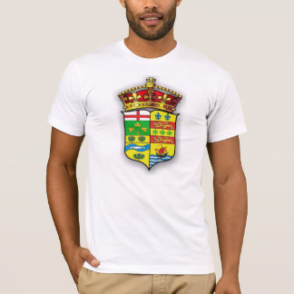 1869 CANADIAN COAT OF ARMS T-Shirt