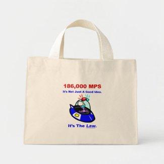 186,000 MPS Bag bag