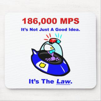 186,000 MPS Mousepad