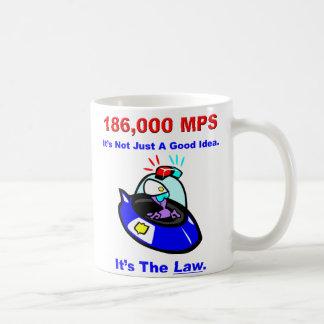 186,000 MPS Mug