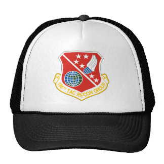 186th Tac Recon Group Mesh Hats