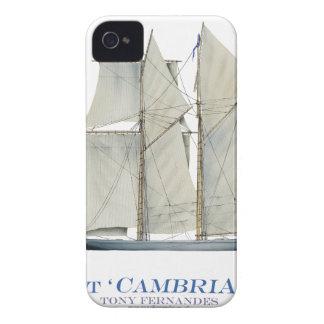 1870 Cambria iPhone 4 Cover