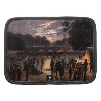 1870 Ice Skating in London Organizer