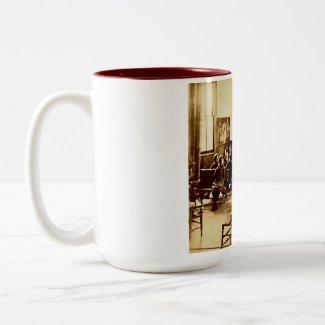 1870s Elementary Classroom mug