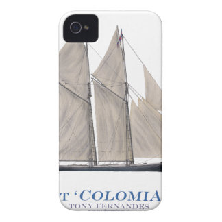 1871 Colombia iPhone 4 Case-Mate Case