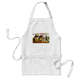 1871 Vintage Chewing Tobacco Ad Adult Apron