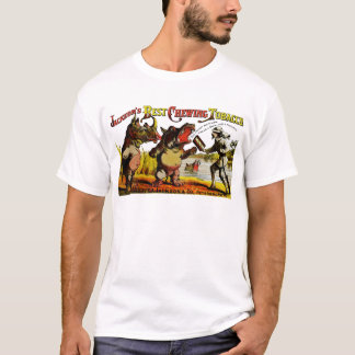 1871 Vintage Chewing Tobacco Ad T-Shirt