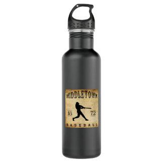 1872 Middletown Ohio Baseball Stainless Steel Water Bottle