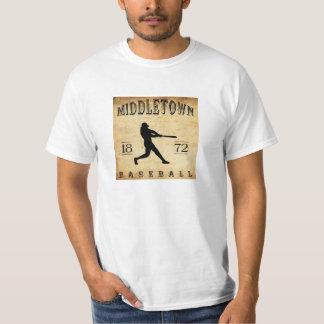 1872 Middletown Ohio Baseball T-shirt