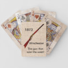 1873 Winchester Playing Cards