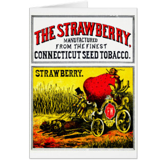 1874 The Strawberry Cigar Card