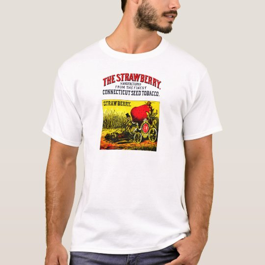 1874 The Strawberry Cigar T-Shirt