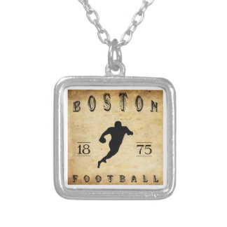 1875 Boston Massachusetts Football Custom Jewelry