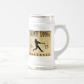 1875 Saint Louis Missouri Baseball Coffee Mug