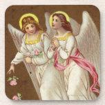 1875: Una tarjeta de felicitaciones del Victorian Posavaso