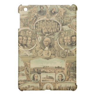 1876 Centennial America United States Independence Case For The iPad Mini