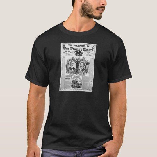 1876 Tilden - Hendricks T-Shirt