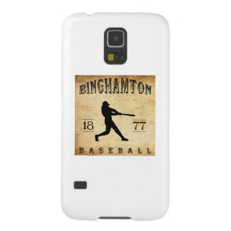 1877 Binghamton New York Baseball Cases For Galaxy S5