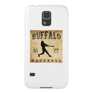 1877 Buffalo New York Baseball Galaxy S5 Cases