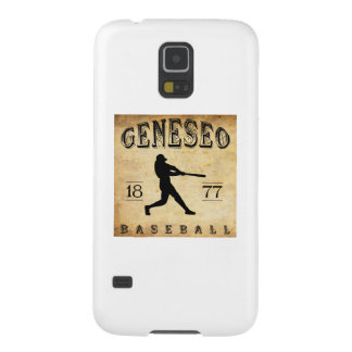 1877 Geneseo New York Baseball Galaxy S5 Case