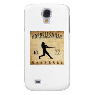 1877 Hornellsville New York Baseball Samsung Galaxy S4 Cases
