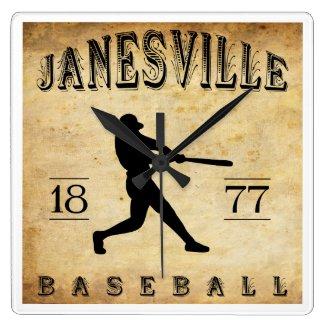 1877 Janesville Wisconsin Baseball
