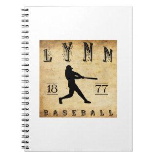 1877 Lynn Massachusetts Baseball Journals