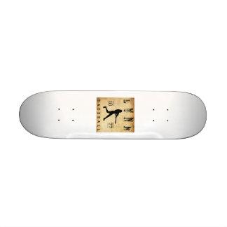 1877 Lynn Massachusetts Baseball Skateboards
