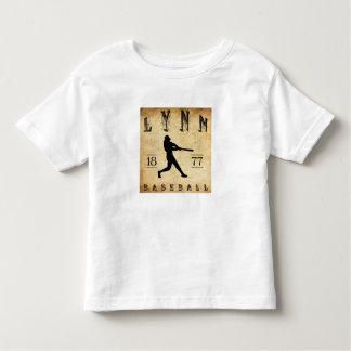 1877 Lynn Massachusetts Baseball T-shirts