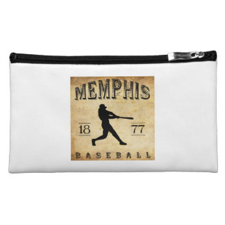 1877 Memphis Tennessee Baseball Cosmetic Bag