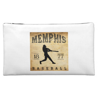 1877 Memphis Tennessee Baseball Cosmetics Bags