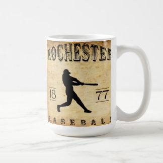 1877 Rochester New York Baseball Mugs