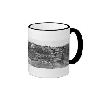 1878 Highland Ave, Short Hills NJ Panorama Ringer Mug