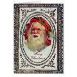1878: Una tarjeta de felicitaciones del navidad de