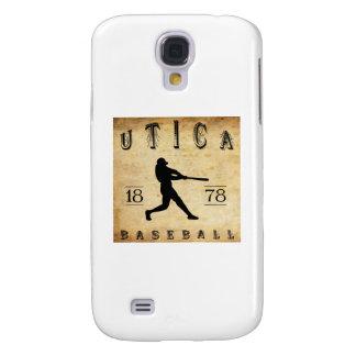 1878 Utica New York Baseball Galaxy S4 Cases