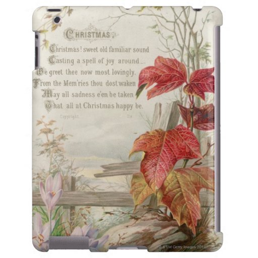 1879: A ninteenth century Christmas card