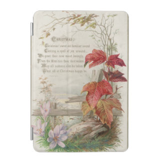 1879: A ninteenth century Christmas card iPad Mini Cover