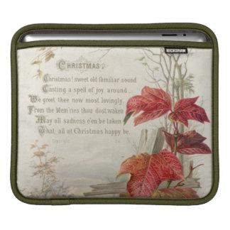 1879: A ninteenth century Christmas card Sleeve For iPads