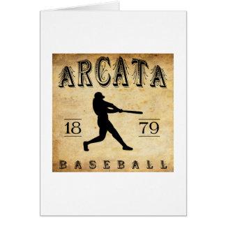 1879 Arcata California Baseball Card