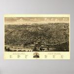 1879 Print: Albany, New York