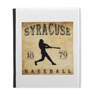 1879 Syracuse New York Baseball iPad Cases